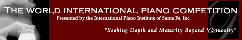 international piano competition - online piano competition